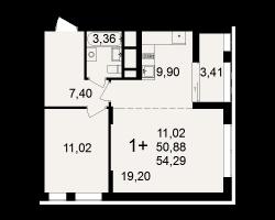 район Песочня, микрорайон-7, дом 4, кв. 215